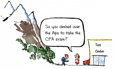 CFA Exam Locations (and Can I Change My Test Center?)