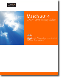 caia level 1 curriculum
