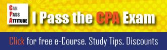 CPA exam prep site