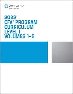 2022 CFA program curriculum