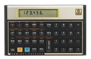 CFA Calculator HP 12C Hewlett Packard 12C
