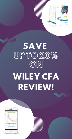 wiley cfa review