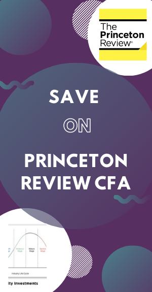 princeton cfa review