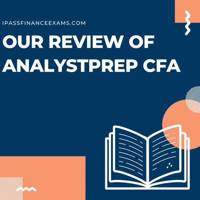 ANALYSTPREP CFA